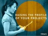 Event Hacks: Raising the profile of your projects