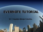 Evernote tutorials