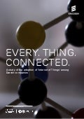 Every. Thing. Connected. – A study of the adoption of 'Internet of Things' among Danish companies