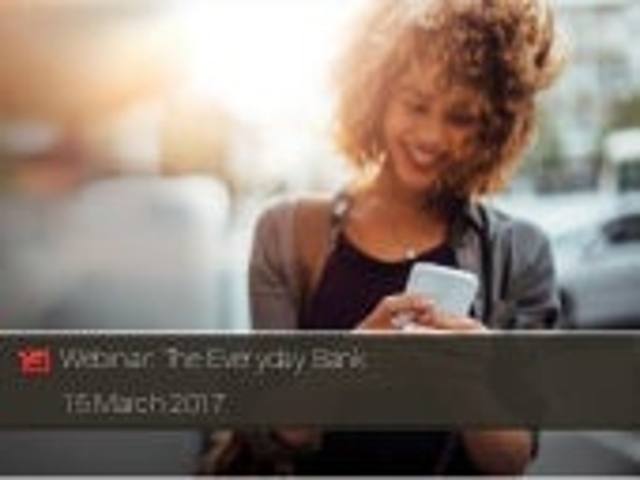 Backbase Webinar: Everyday banking