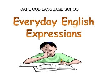 Everyday Englis Expressions 2