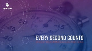 Every Second Counts - Speeding up WooCommerce