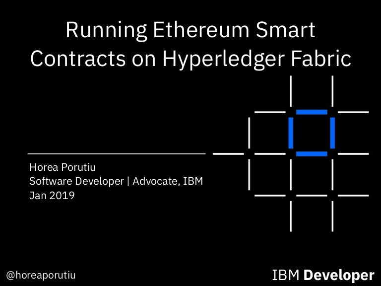 hyperledger fabric cryptocurrency