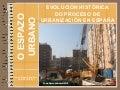 Evolucion urbanización