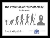 Evolution of Psychotherapy:  An Oxymoron
