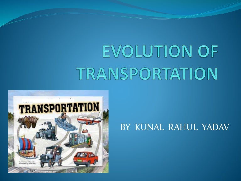 How icts can help transport systems evolve.