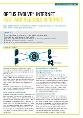 Optus Evolve Broadband, Optus Evolve Ipvpn Broadband