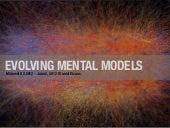 Midwest UX 2012 Evolving Mental Models