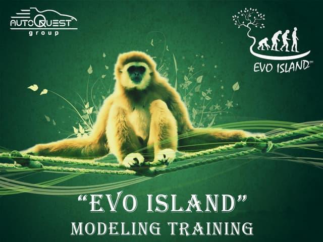 Тренинг Остров Эволюции (Evo training)