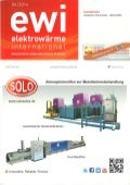 SOLO Swiss Cover on the german magazine EWI