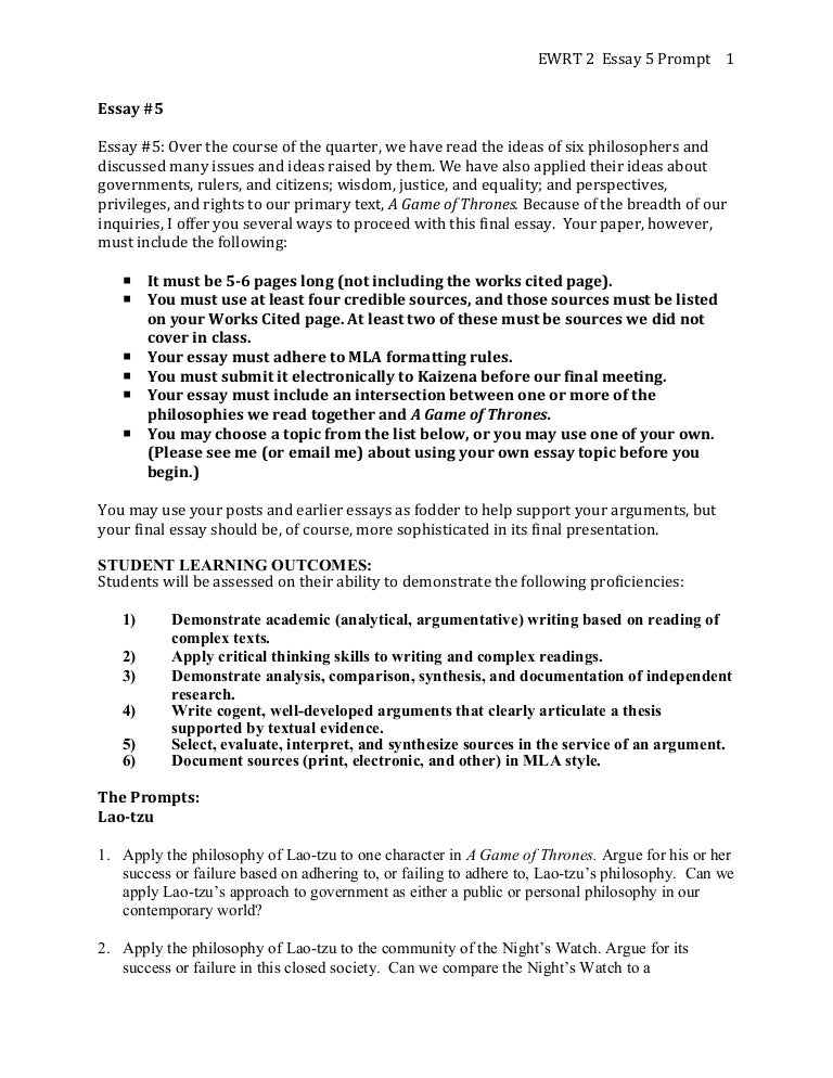 Example Of Thesis Statement For Argumentative Essay  English Essay Speech also Political Science Essays Essay About New York Population Essay In English