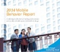 2014 Mobile Behavior Report by ExactTarget