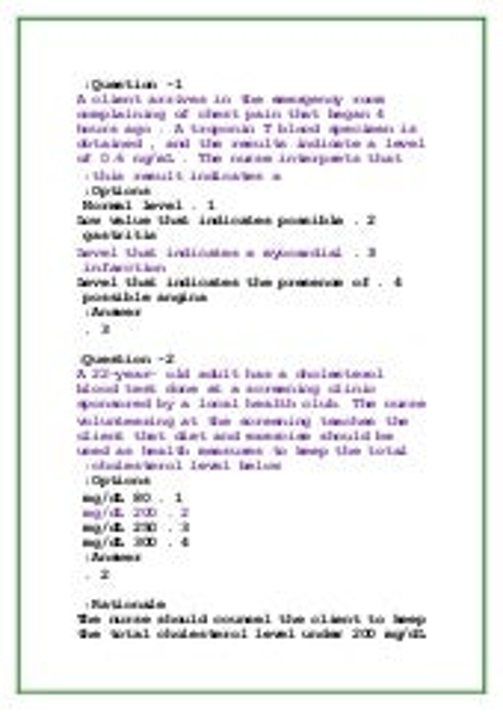 new form 6 29 14 rh slideshare net Medical Surgical HESI HESI Exit Exam 2014