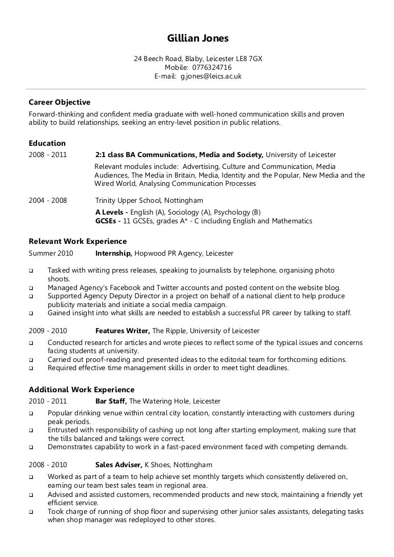 Accounting Resume Interests Professional Cover Letter Example Resume  Personal Interests Hobbies And Interests On A Resume  Hobbies Resume Examples
