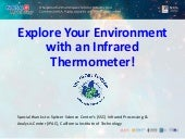 Explore Your Environment with an Infrared Thermometer!
