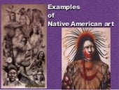 Examples Of Native American Art