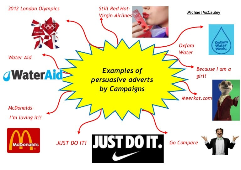 persuasive writing adverts ppt