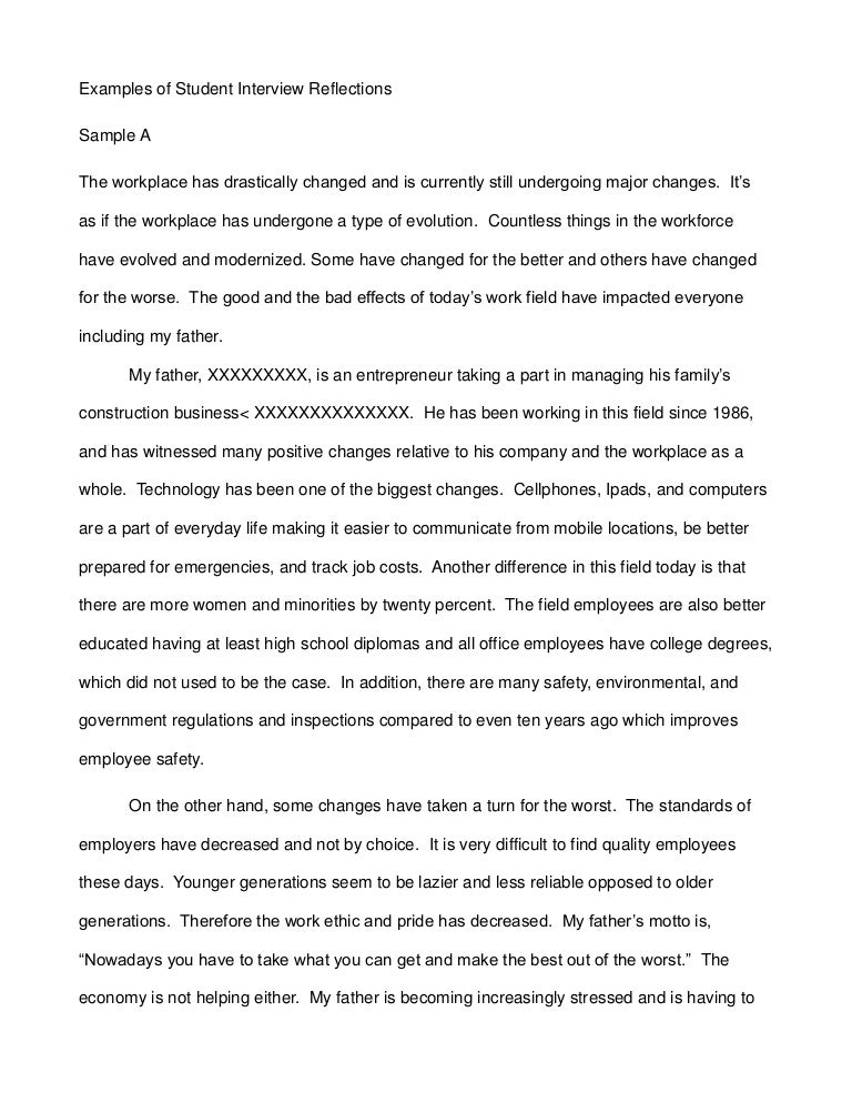 conclusion for job interview essay
