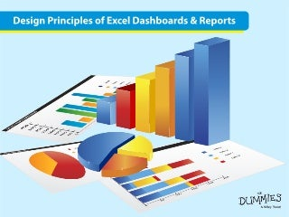 Design Principles of Excel Dashboards & Reports