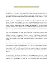 excellent mba entrance essay