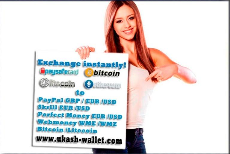 Bitcoin Paysafe