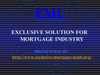 Solutions 3 mortgage default put option