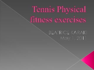 what is physical fitness exercises