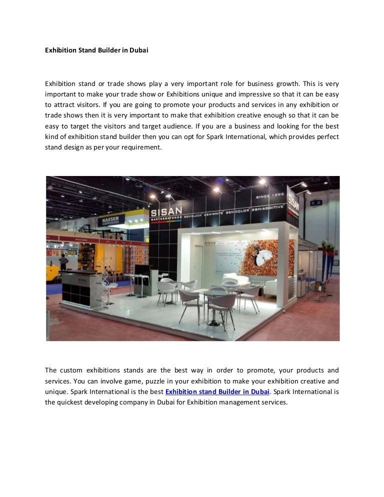 Custom Exhibition Stand Game : Exhibition stand builder in dubai