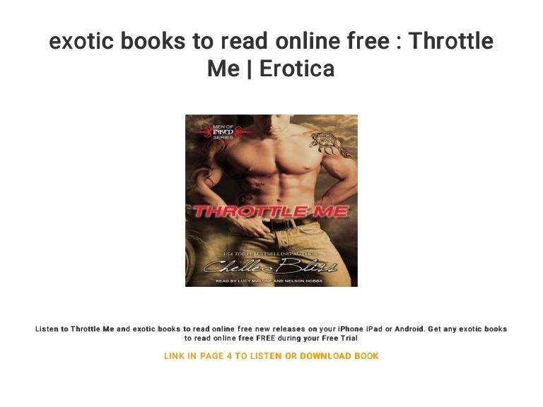 Online free erotica