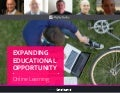 Expanding Educational Opportunity - Online Learning