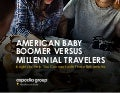 Expedia Group | 2018 | American Baby Boomer Versus Millennial Travelers