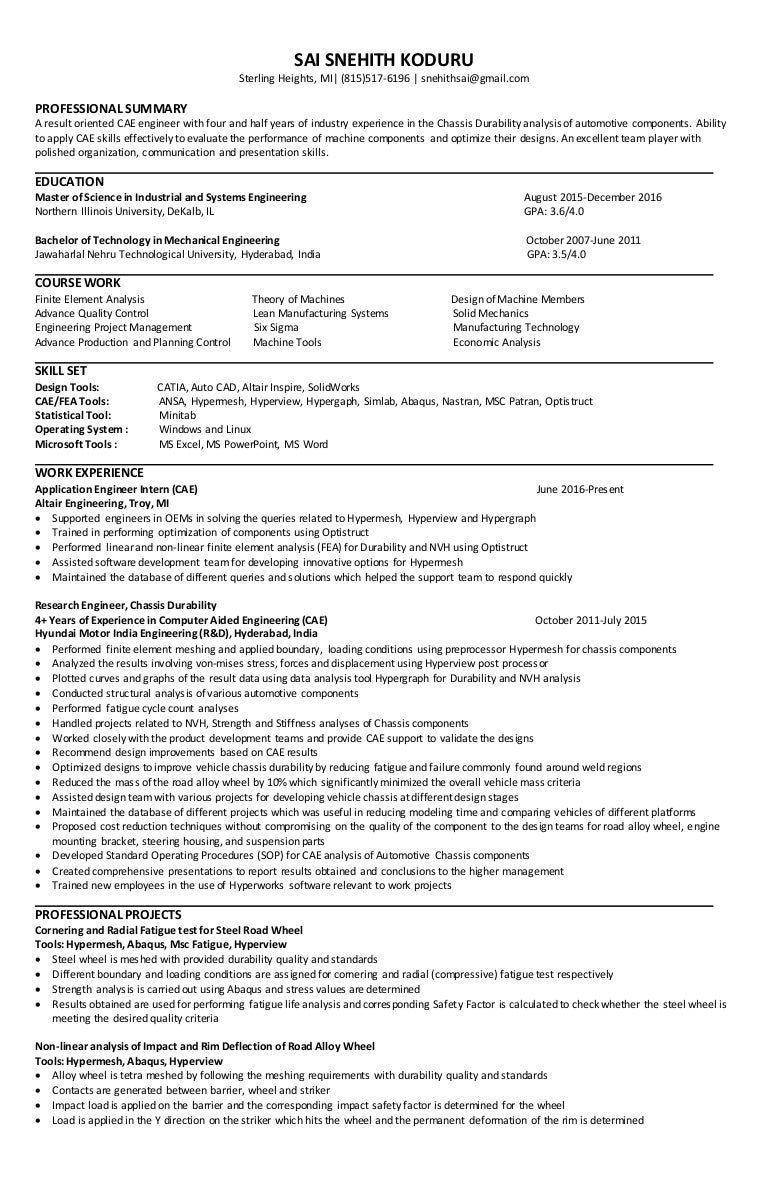 Sample Cover Letter Job Application Electrical Engineer