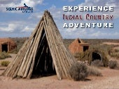Experience indian country adventure
