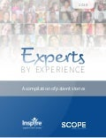 Experts by Experience 2016: A compilation of patient stories