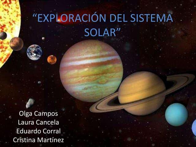 Exploración del sistema solar (definitivo)
