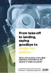 Possible Future - Removing In-flight Single-Use Plastics