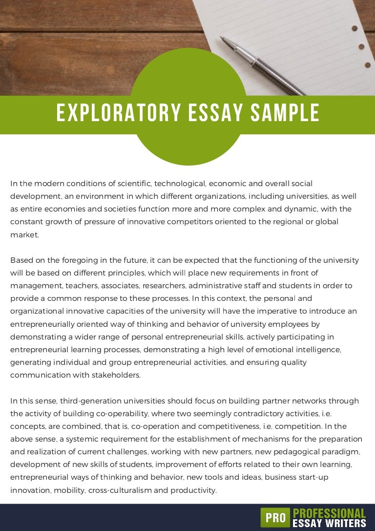 The Definition of an Essay Including Writing Resources