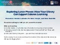 Exploring Lunar Phases: How Your Library Can Support Science Learning