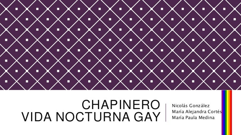 Nicolas gonzalez gay