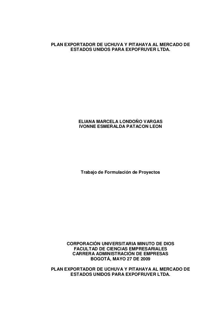 ProduccióN Y ComercializacióN De Pulpa De Fruta De Arazá Fruta ExóT…