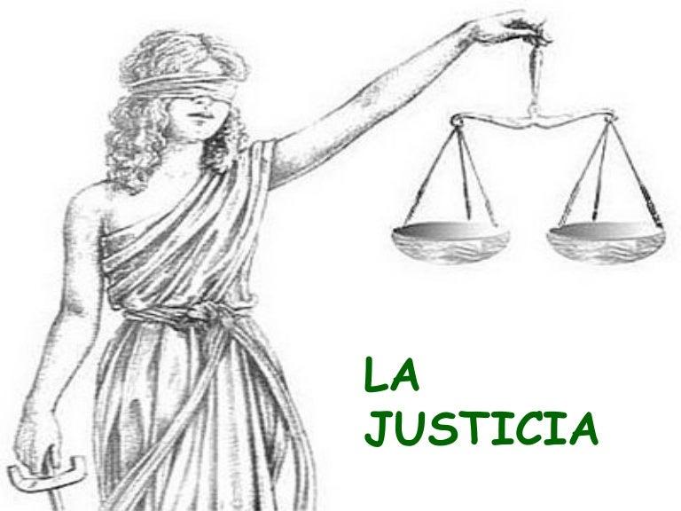 La Justicia Como Valor Moral