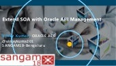 Extend soa with api management Sangam18