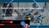 Extend soa with api management   spoug- Madrid