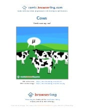 Greek Cows - Webcomic about programmers, web developers and browsers