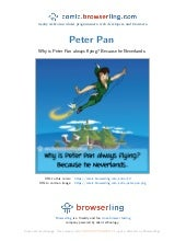 Peter Pan - Webcomic about programmers, web developers and browsers