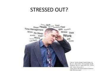 Extra credit updated informative speech ref stress