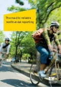 EY's Report - The Road to Reliable Non-Financial Reporting (2016)