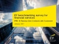 IFRS 15 Benchmarking survey for financial services
