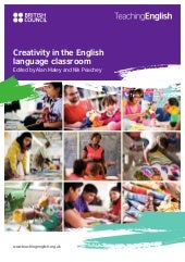 Creativity in English Language Teaching