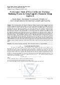 Performance Study of Wire Cut Electric Discharge Machining Process by Using Taguchi's Parameter Design Approach